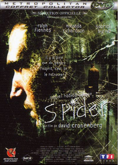 Spider (Édition Collector) - DVD