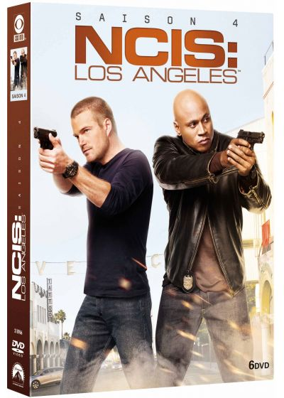 NCIS : Los Angeles - Saison 4 - DVD