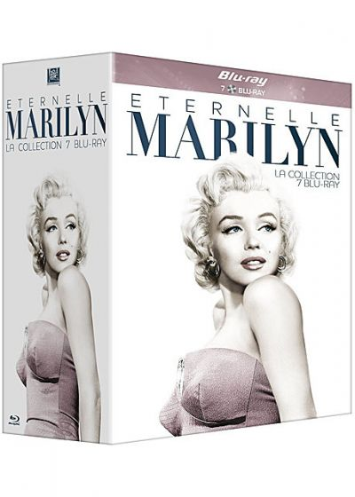 Eternelle Marilyn - La collection 7 Blu-ray - Blu-ray