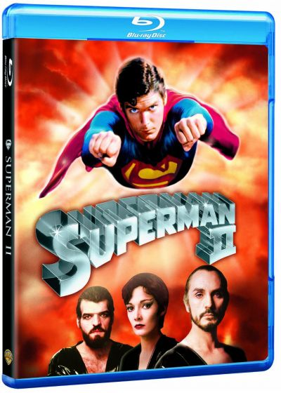 Superman II - Blu-ray