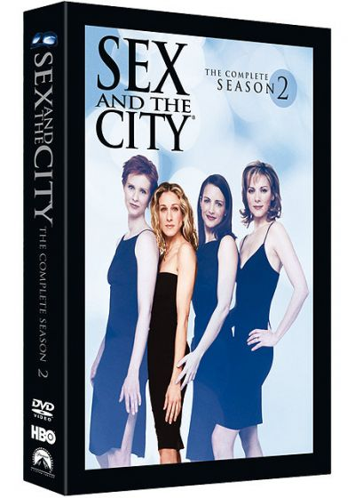 Sex and the City - Saison 2 - DVD