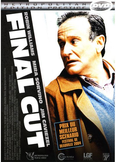 Final Cut (Édition Prestige) - DVD