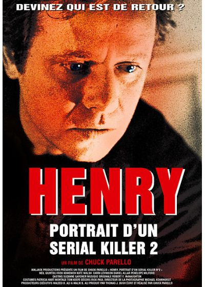 Henry - Portrait d'un serial killer 2 - DVD