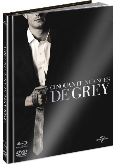 Cinquante nuances de Grey (Combo Blu-ray + DVD + Copie digitale) - Blu-ray