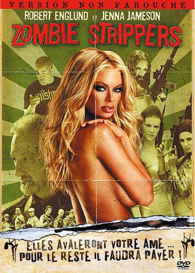 Zombie Strippers (Version non farouche) - DVD