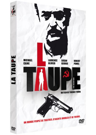 La Taupe (The Jigsaw Man) - DVD