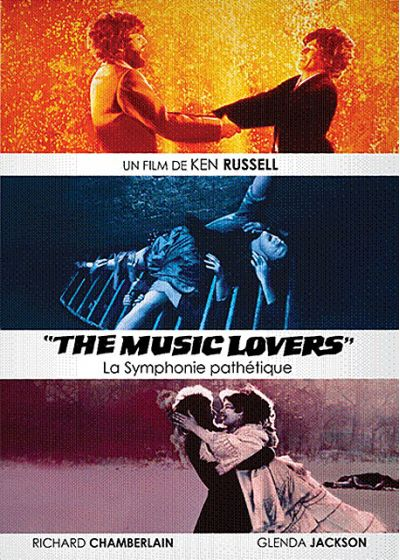 The Music Lovers (La symphonie pathétique) - DVD