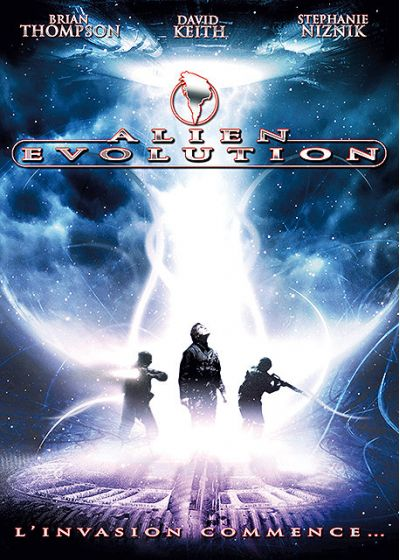 Alien Evolution - DVD