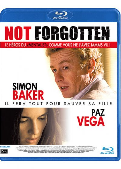 Not Forgotten - Blu-ray