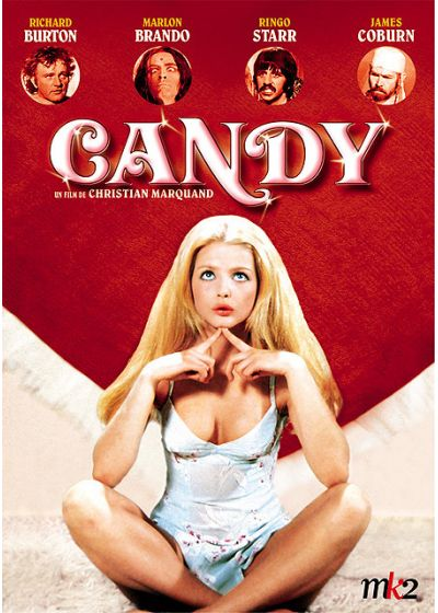 Candy - DVD