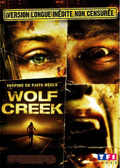 Wolf Creek (Version longue inédite non censurée) - DVD