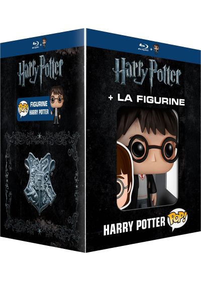 Harry Potter - L'intégrale des 8 films (+ figurine Pop! (Funko)) - Blu-ray