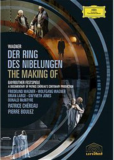 Der Ring des Nibelungen - The Making Of - DVD