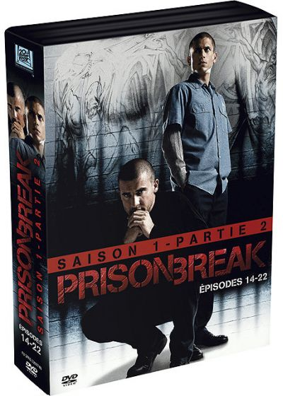 Prison Break - Saison 1/B - DVD