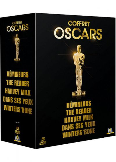 Coffret Oscars - Démineurs + Harvey Milk + The Reader + Winter's Bone + Dans ses yeux (Pack) - DVD