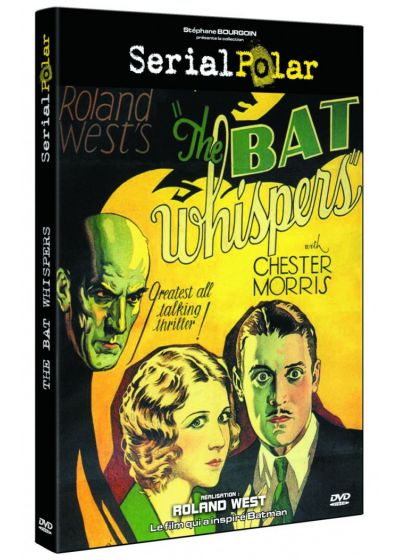 The Bat Whispers - DVD
