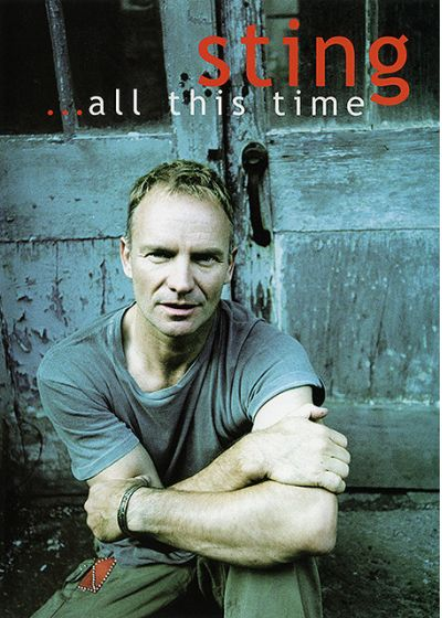 Sting - ...all this time - DVD