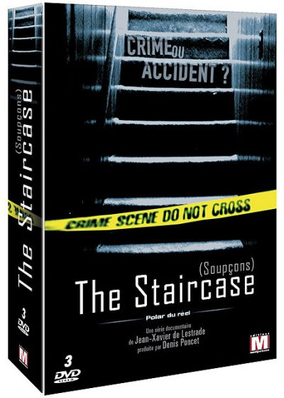 Soupçons - The Staircase - DVD