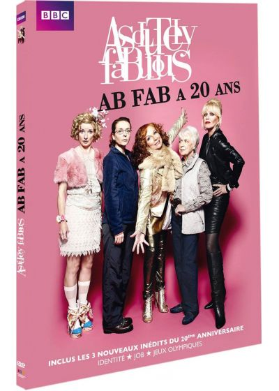 Absolutely Fabulous - Saison 6 : Ab Fab a 20 ans - DVD