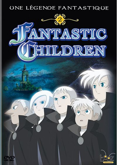Fantastic Children - Vol. 2 - DVD