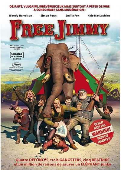 Free Jimmy - DVD
