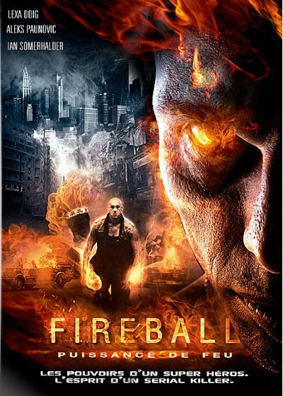 Fireball - DVD