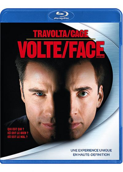Volte/Face - Blu-ray