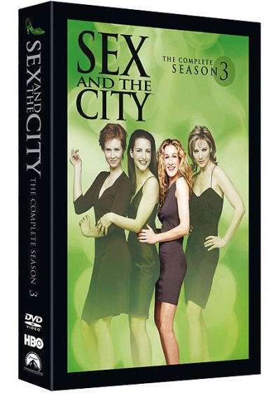 Sex and the City - Saison 3 - DVD