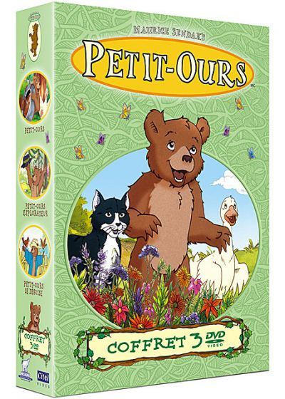 Petit-Ours (Coffret 3 DVD) (Pack) - DVD