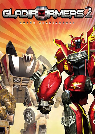 Gladiformers - Robots gladiateurs - Vol. 2 - DVD