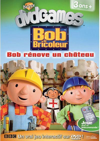 Dvdfr Dvdgames Bob Le Bricoleur Bob Renove Un Chateau Dvd