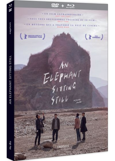 An Elephant Sitting Still (Combo Blu-ray + DVD) - Blu-ray