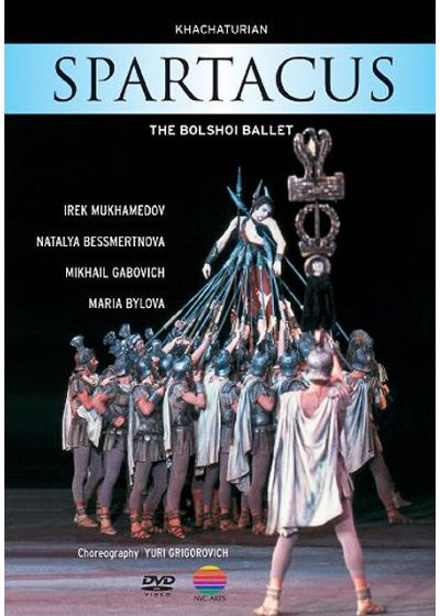 Spartacus - The Bolshoi Ballet - DVD