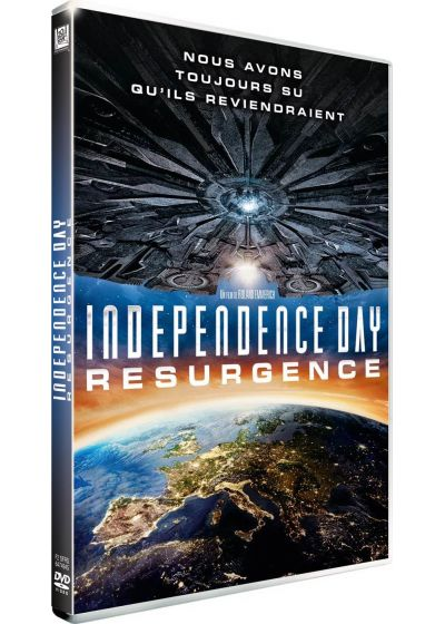 Independence Day : Resurgence (DVD + Digital HD) - DVD