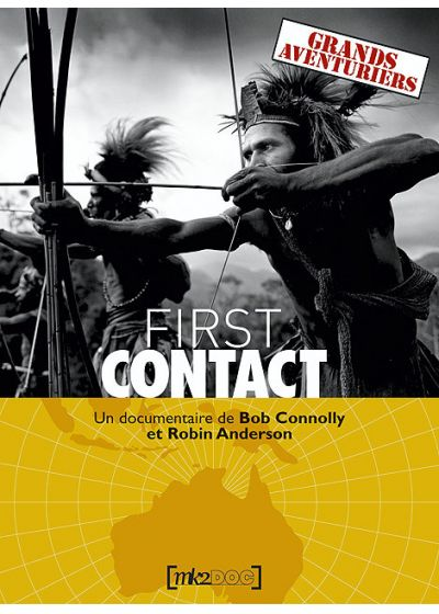 First Contact - DVD
