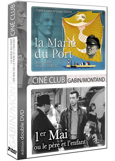 La Marie du port + 1er Mai (Pack) - DVD