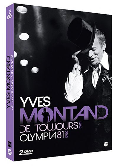 Yves Montand : Yves Montand de toujours + Olympia 81 - DVD
