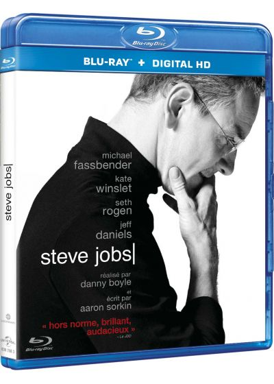 Steve Jobs (Blu-ray + Copie digitale) - Blu-ray