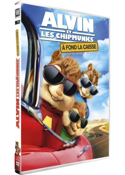 Alvin et les Chipmunks 4 : A fond la caisse (DVD + Digital HD) - DVD