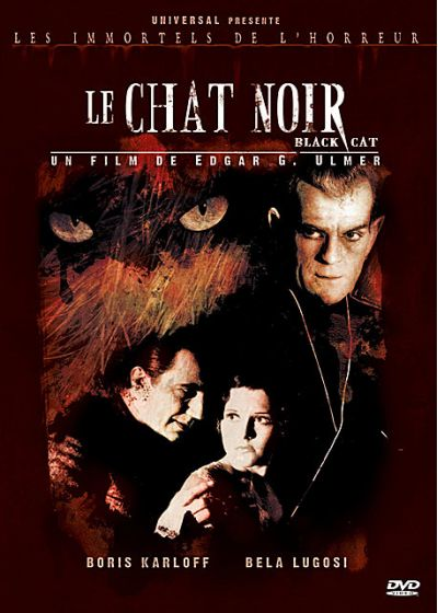 Le Chat noir - DVD