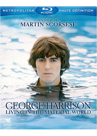 George Harrison - Living in the Material World - Blu-ray