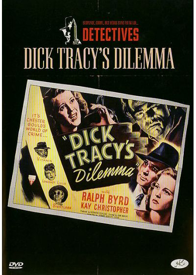 Dick Tracy's Dilemma - DVD