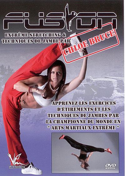 Fusion Extreme - Strecthing & techniques de jambe - DVD