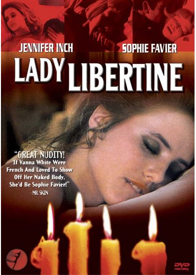 Lady Libertine - DVD