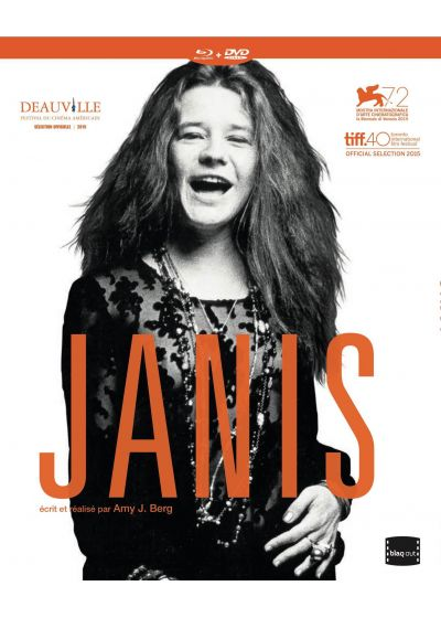 Janis (Édition Collector Blu-ray + DVD) - Blu-ray