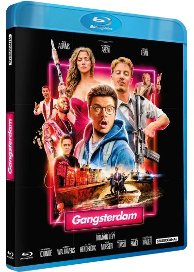 Gangsterdam - Blu-ray
