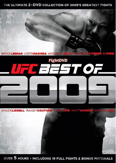 UFC Best of 2009 - DVD