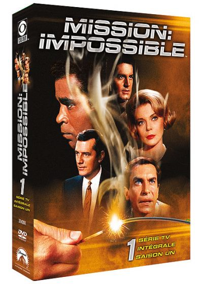 Mission: Impossible - Saison 1 - DVD