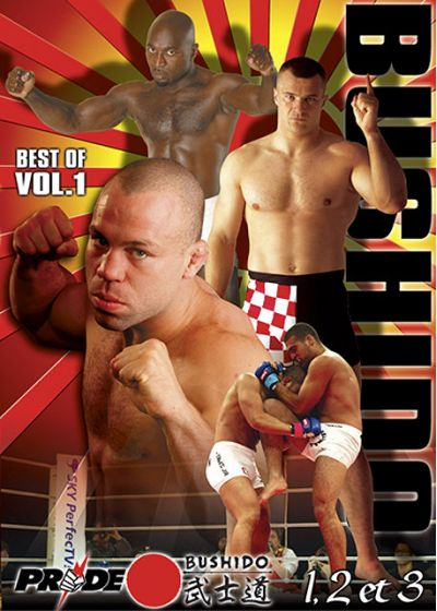 Pride Bushido 1, 2 et 3 - Best of Vol. 1 - DVD