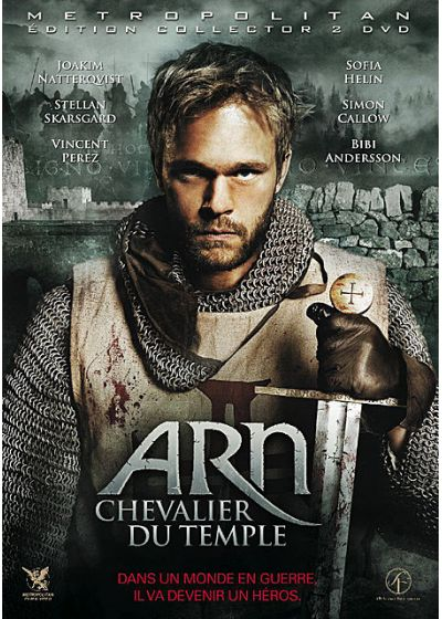 Arn, chevalier du Temple (Édition Collector) - DVD